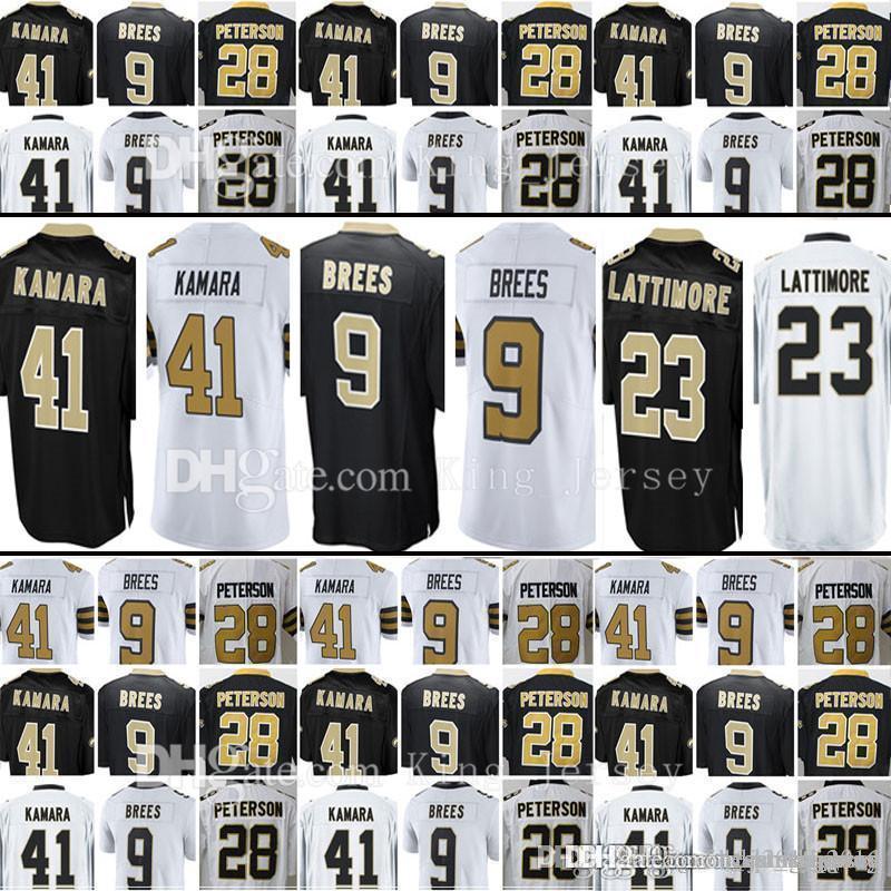 9 Drew Brees New Orleans Jersey 28 Adrian Peterson Saints 41 Alvin ... 2294e2614