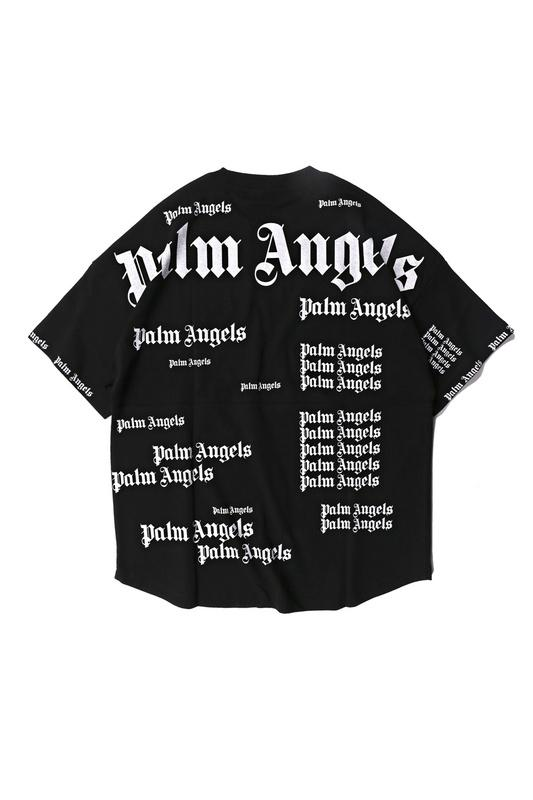 2019 PA Full Logo Printed Women Men Summer T shirts tees Hiphop Streetwear Men Cotton Short Sleeve T shirt