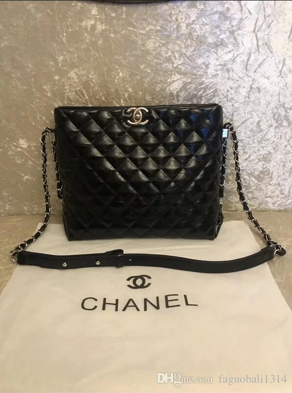 dc5f8d831 2018 Brand Famous Designer Crossbody Bag Women Messenger Shoulder Bags  Fashion Luxury Bag Zipper Chain Handbags For Sale Personalized Bags From ...