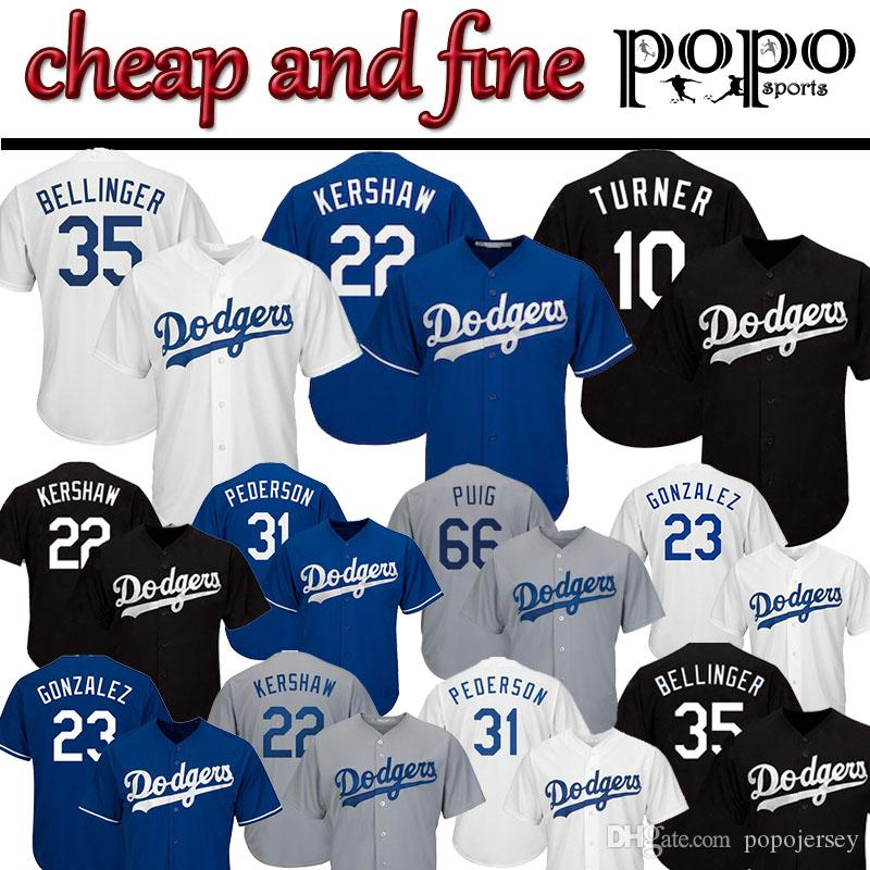 Cheap Fine Los Angeles 150th Cody Bellinger Dodgers jerseys Jackie Robinson 22 Clayton Kershaw 21 Walker 27 Alex VerdugoBuehler Felx base