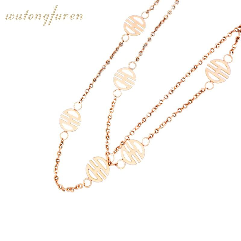 378da8a0bb5 2018 New Korean Fashion Rose Gold Chinese Hi Word Anklet Female,cool  Classic Gift Online with $22.18/Piece on Dagu002's Store | DHgate.com