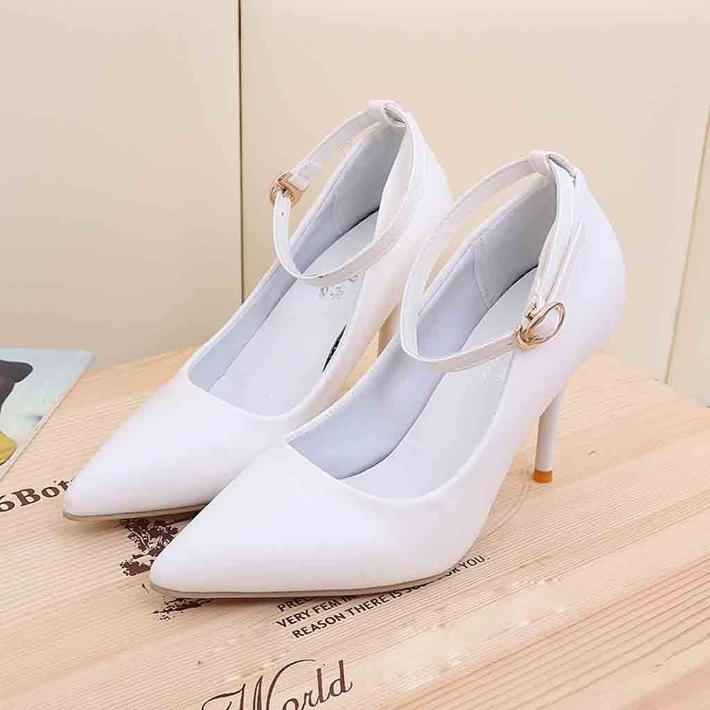 32b0c8a2e3da Dress Shoes Fashion Wedding Woman Pumps Heels Sexy Pointed Toe Thin Heels  Wedding Sexy Party Pumps Boots Women Mens Casual Shoes Penny Loafers From  Deals3