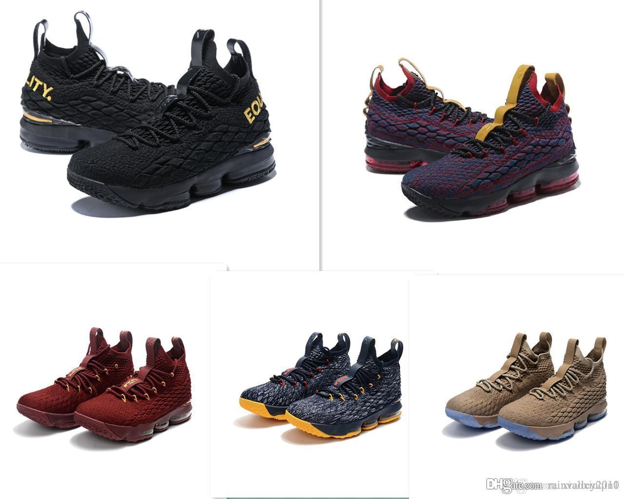 classic fit 0af8b fac0a what the lebron 15 XV women basketball shoes for sale flowers MVP Christmas  BHM Oreo youth kids Generation mens boots with original box
