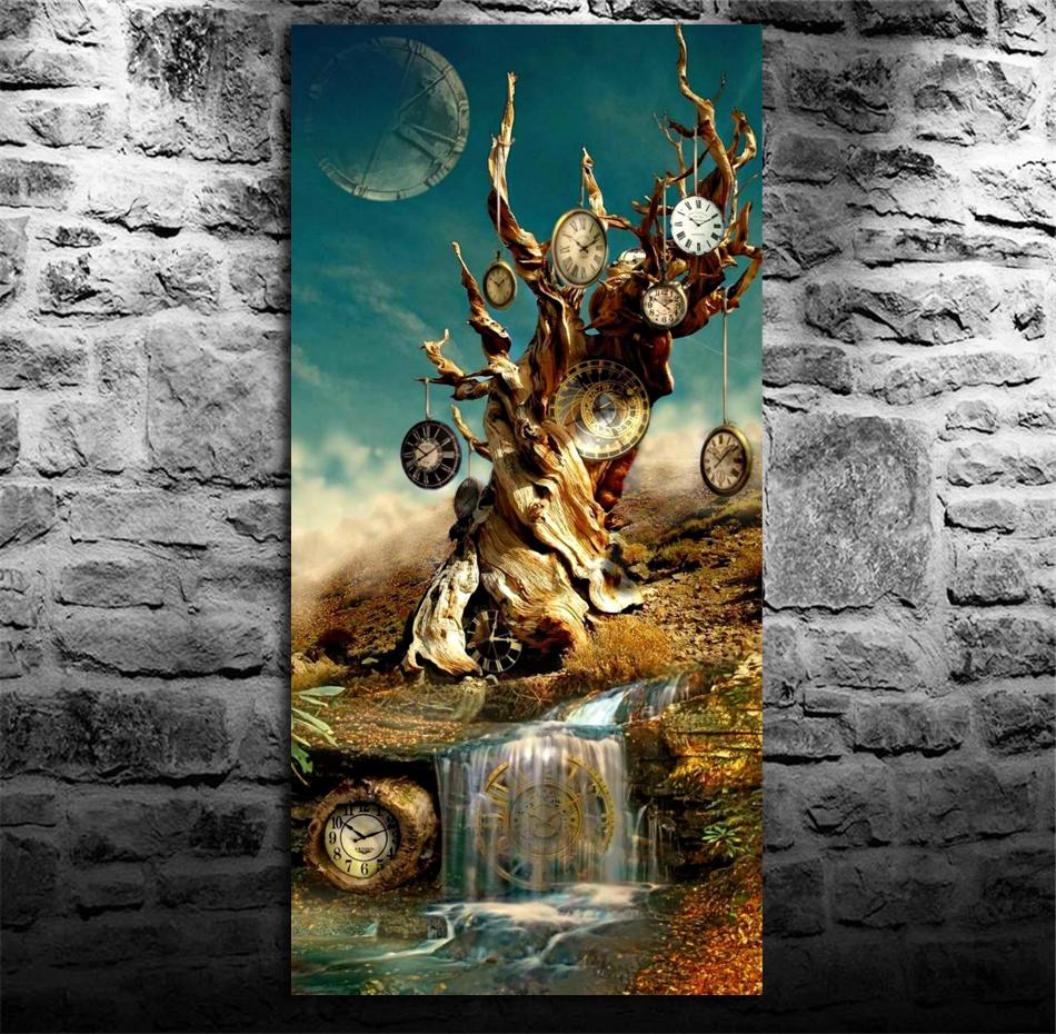 2019 find and save ideas about surrealismcanvas prints wall art oil painting home decor unframed framed 12x24 from wumami 5 98 dhgate com