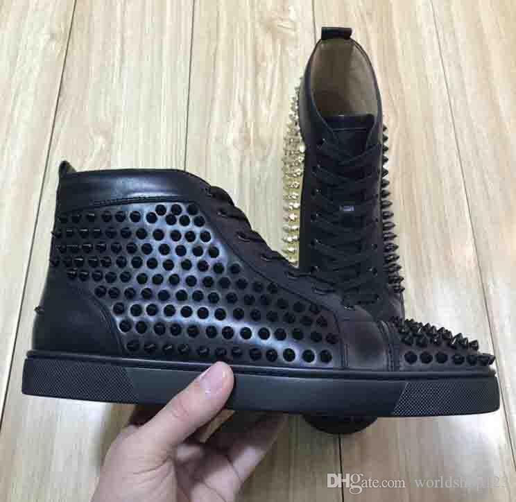Acheter Bas Baskets Hommes Boîte Rouge D'origine Chaussures nN0ymwv8O