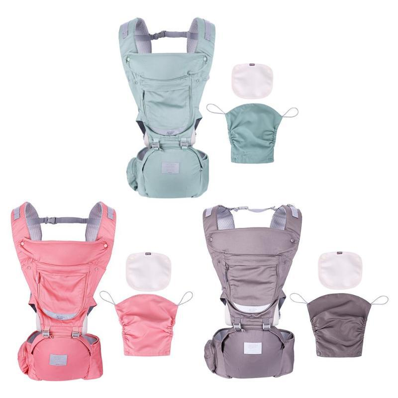 Baby Carrier Ergonomic Sling Backpack Prevent O-type Legs Hipseat Adjustable Belt Kids Infant Hip Seat Baby Kangaroo Safe Baby Activity & Gear