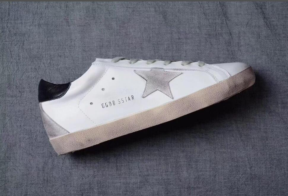a6a022e853 Golden Goose formal dress italian shoes sneakers online Genuine Leather  Villous Dermis Mens And Women Luxury Superstar old skool shoes