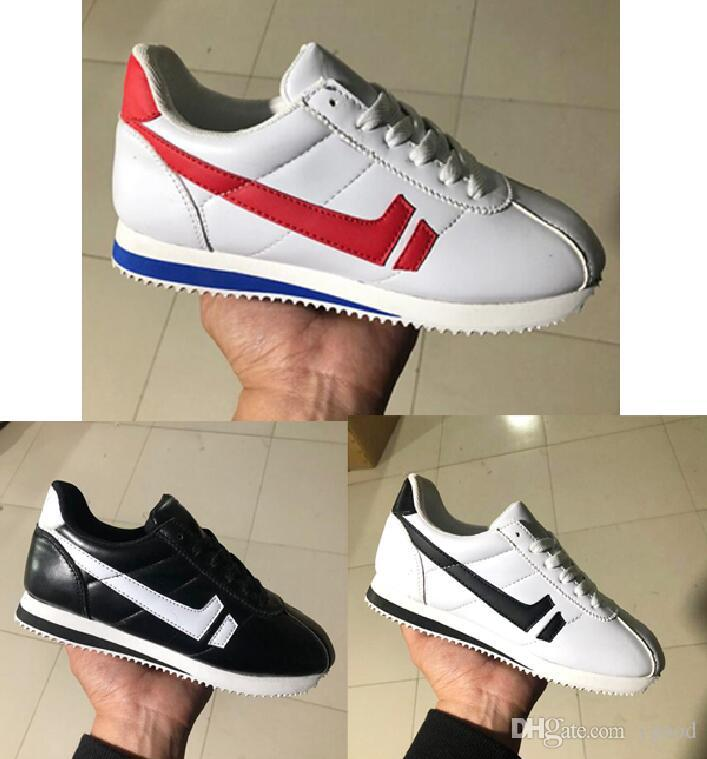 size 40 c2db1 a2c3c New retro Classic Cortez Basic Leather Forrest Gump shoes Men and women SB  Blazer Zoom Low XT Walking shoes Tennis walking sneakers trainer