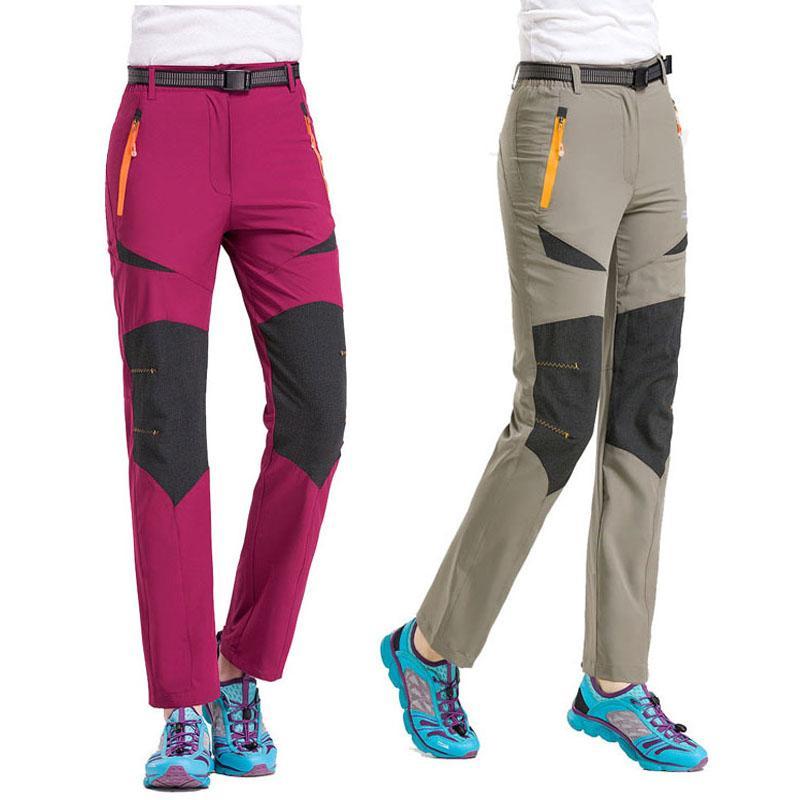4db838d54f3 2018 New Women Spring Summer Hiking Pants Sport Outdoor Fishing ...