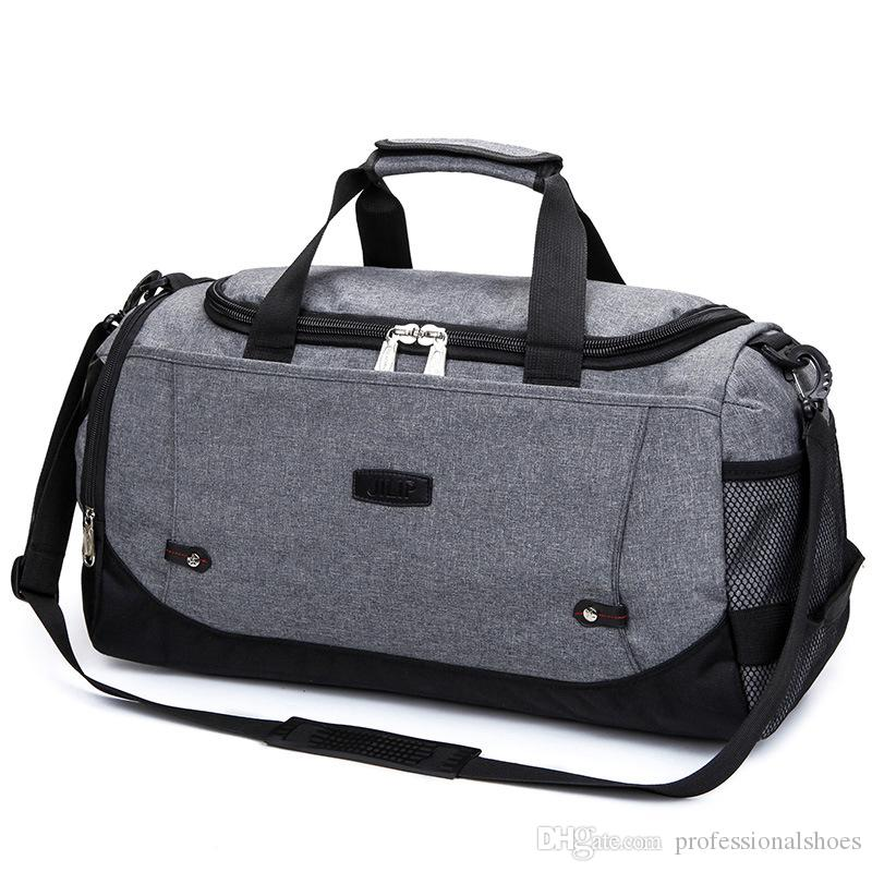 a4b3400f399 Nylon Travel Bag Large Capacity Men Hand Luggage Travel Duffle Bags Nylon  Weekend Bags Women Multifunctional Travel Bags Drawstring Bags Sports Bags  From ...