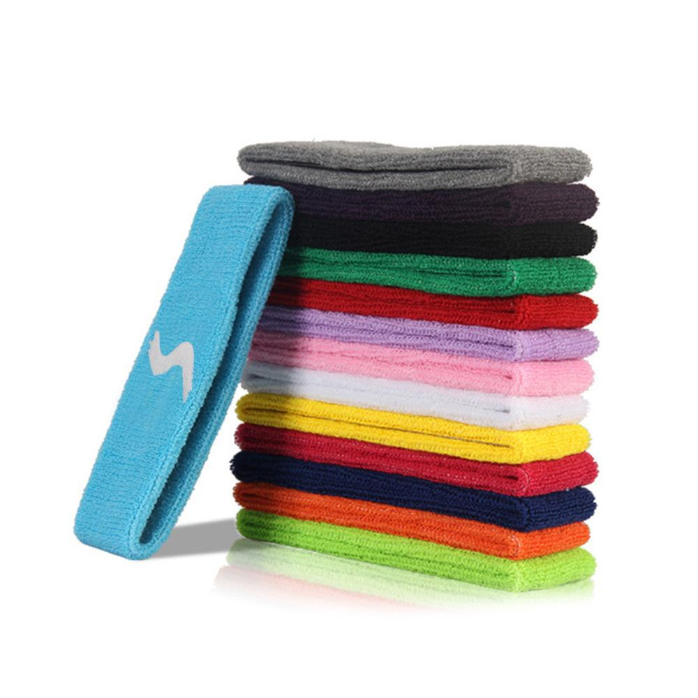 Elastic Yoga Hairband Dumbbell Weight Lifting Sports Hair Bands Tie ... b29ac31e593