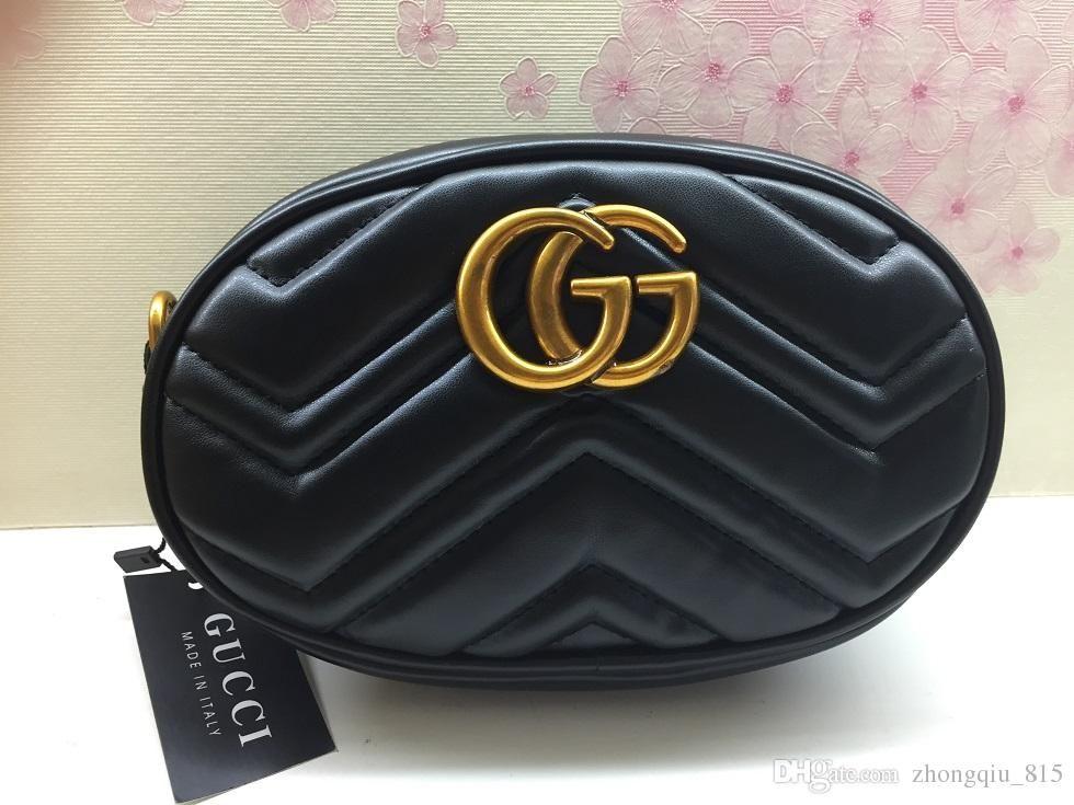 Luxury Handbags Women Bags Designer Waist Bag Fanny Packs Lady S Belt Bags  Women S Famous Brand Chest Handbag Shoulder Bag Purse Wallets For Women  Ladies ... 56210cff6d277