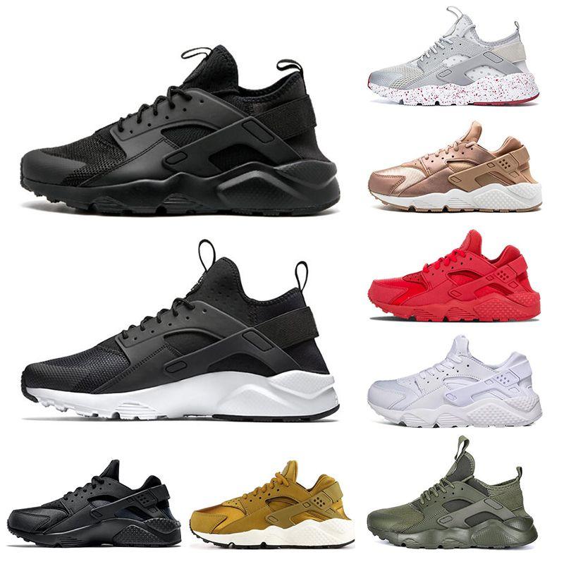 Nike Air Huarache Run Ultra Herren Schuhe Sport Laufschuh