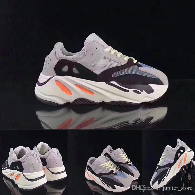 Adidas yeezy boot 700 Kinder Sportschuh Kanye West Wave Runner7 Laufschuhe Kinder 700 Sport Kleinkind Schuhe Freizeitschuhe Größe EUR 28 35