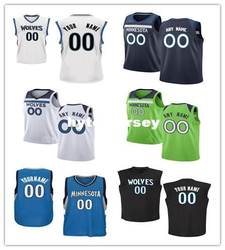 2bc0049b0 2019 Custom Basketball Jersey Customize Any Number Any Name Stitched  Personalized Green Blue Mens Youth Women T Shirt Vest Jerseys NCAA College  From ...