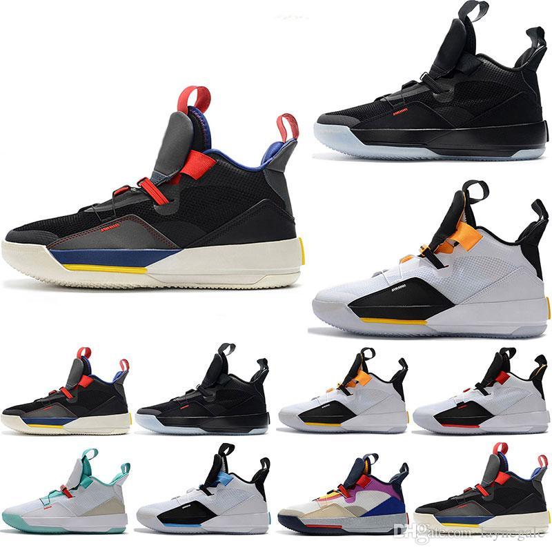 ae808b218c6b Mens Basketball Shoes XXXIII PF 33 Future of Flight High Quality 33 ...