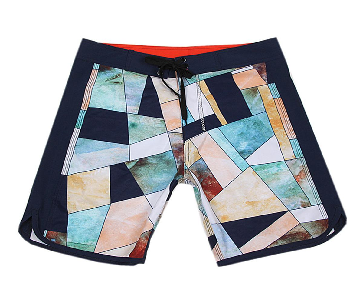 84e21695da 2019 Awesome Spandex Fabric Plus Size Casual Shorts Mens Board Shorts  Beachshorts Bermudas Shorts Swimwear Swimtrunks 30/S 32/M 34/L 36/XL 38/2XL  From ...