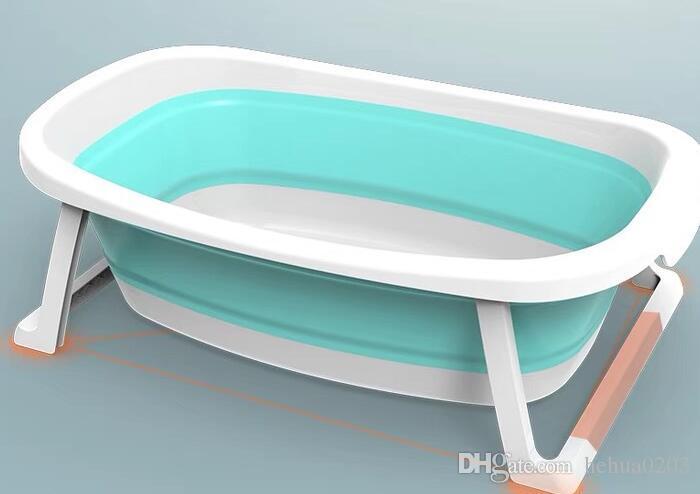 Vasca Da Bagno Plastica : Acquista bambino pieghevole vasca da bagno di grandi dimensioni