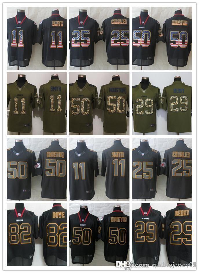 27086d08a Men Kansas City Chiefs Camouflage Jersey 15 Patrick Mahomes II 27 ...