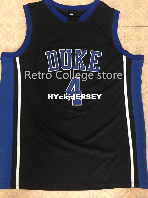 2f8970e03cfd 2019  4 JJ Redick Duke Blue Devils Top Jers Retro Basketball Jersey ...