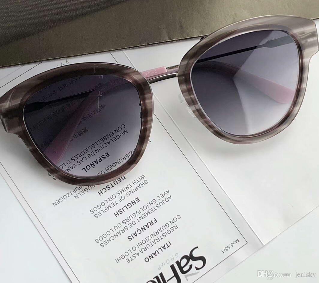 300800ee820 Mia574 Multicolor Grey Silver Grey Lens Sunglasses Glasses Luxury ...