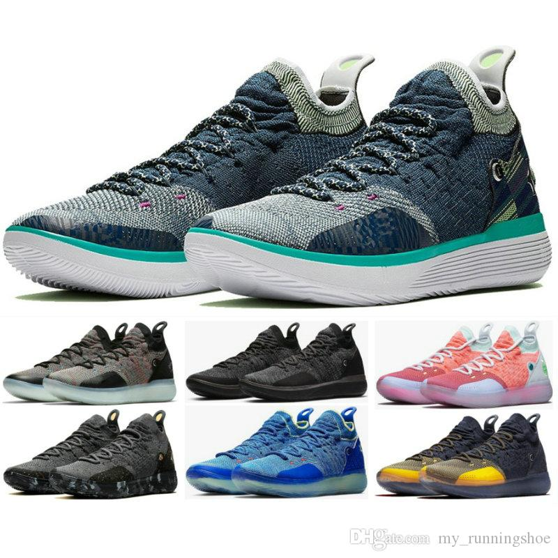 256e281896db 2019 KD11 EP Men Basketball Shoes Kevin DurantKD 11 BHM Chinese Zodiac High  Quality Foam Sneaker Store With Box Mens Trainers Sneakers Size7 12 From ...