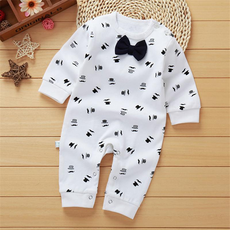fac39ff3d60f Good Quality New 2019 Baby Girl Clothes Casual Infant Romper Newborn  Clothing Toddler Kids Cotton Rompers Newborn Girls Sleepwear Online with   35.88 Piece ...