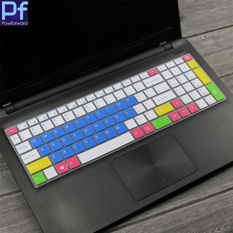 Protector Skin Keyboard Cover for Clevo laptop notebook P650 P650SE P650SG  P650SA P651SG P671SE P670 P670SE P670SESG 15 17 inch