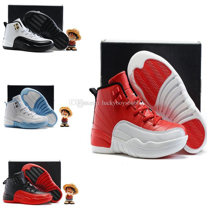 super popular eed4f 4da40 Compre Nike Air Jordan 6 11 12 Retro Hotsale Barato XII 12 Zapatillas De  Baloncesto Para Mujer Prem HC GG GS HEIRESS Bone Gold BOMBAS FUM 12s Niños  ...