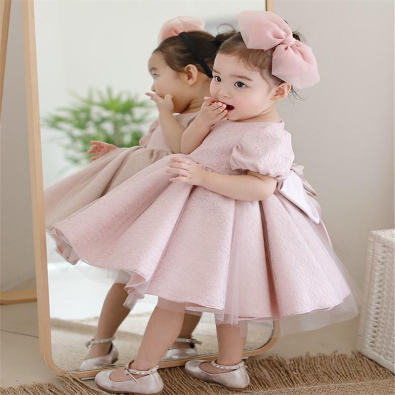 زينة الحياة الدنيا .. - صفحة 60 Baby-girl-vestido-de-casamento-bebes-roupas