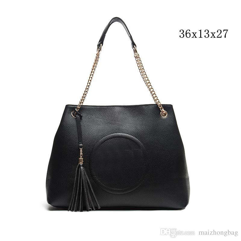 dcc59d8674 Women Nice Designer Handbags Luxury Brand Single Shoulder Chain Bag Famous  Fashion Tote Clutch Bags Good Quality Pu Leather Muti Colors Weekend Bags  Luxury ...