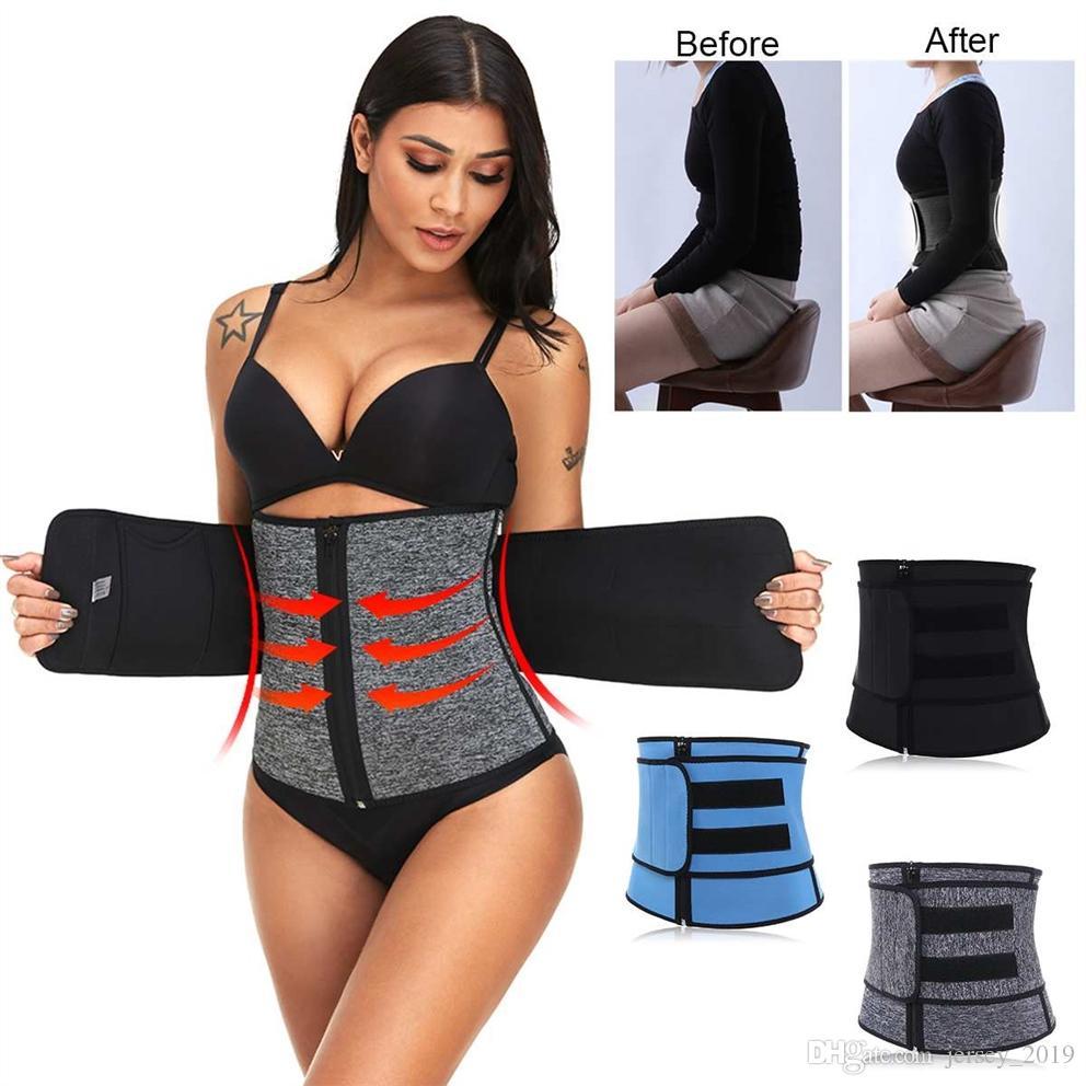 2c3e6d199 Cinturón Mujer Mujer Fajas Fajas para Reducir el Vientre Fajas de Control  Firme Abdomen Apoyo Cintura Entrenador Faja Adelgaza Cinturón # 249051