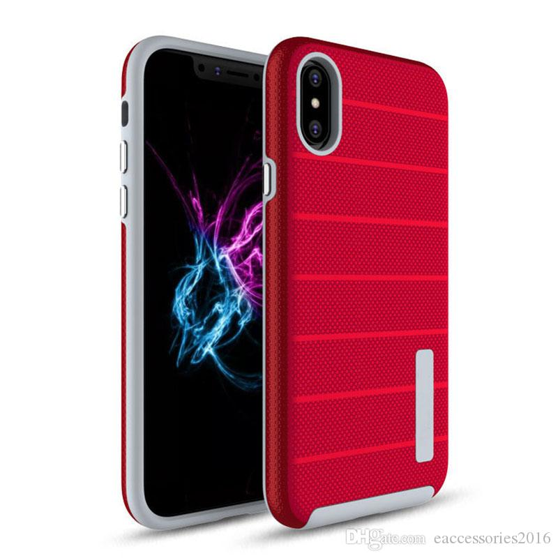 promo code dddbd 89052 Shockproof Caseology Case For LG Tribute Empire Phoenix 3 Dynasty Fortune 2  K8 K9 K11 G5 G6 Defender Phone Cover