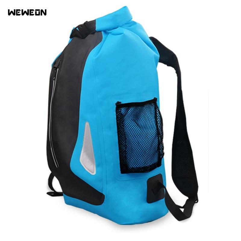 c20d3d66c63e 2019 25L Outdoor Sports Dry Bag Hiking Dry Drifting Swimming Bags Backpack  For Rafting Kayaking Waterproof Bag Swimming Backpack From Portnice