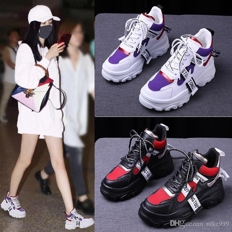 448d427ca17 Hot Sale Winter Plus Velvet Women Shoes Casual Sneakers Athletic ...