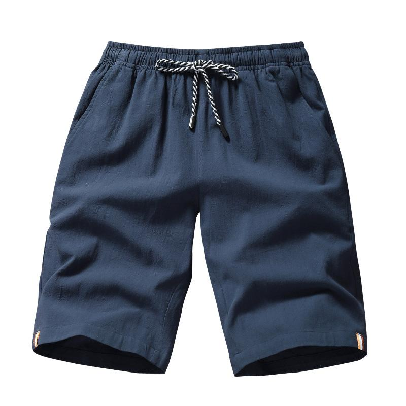 Men's Clothing Newest Fashion Mens Summer Casual Board Pockets Shorts Of Cotton Style Men Beach Swimwear Plus Size M-5xl For Male Short