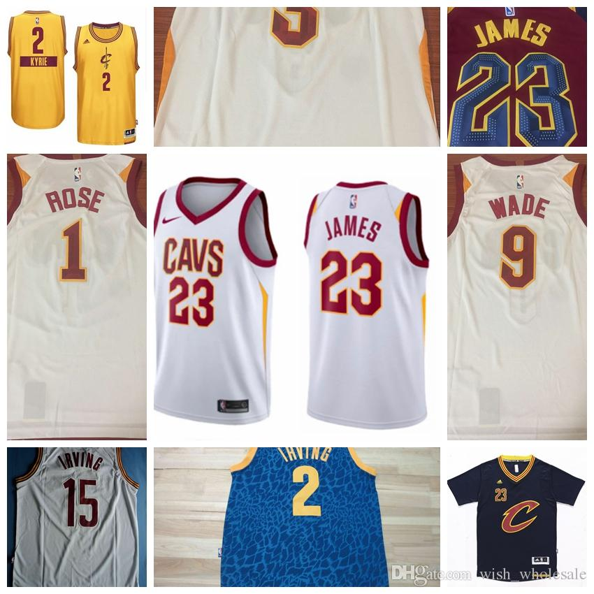 sports shoes 748d0 18394 Cleveland Collin Sexton Cavaliers Jersey Kevin Love JR Smith LeBron James  Jayson Tatum Quick Dry Irving Jerseys