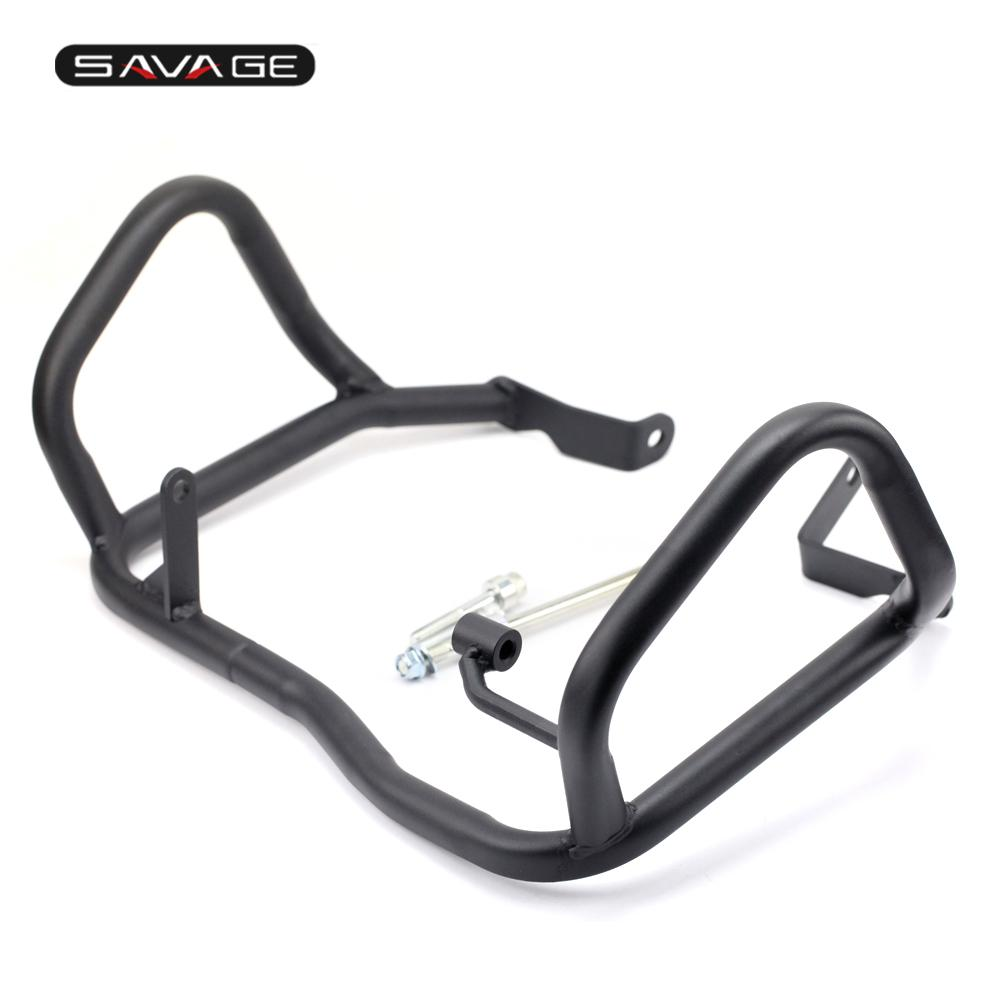 Engine Crankcase Crash Bar For HONDA CB500X CB500F CB400X 400F 2013-2018 Motorcycle Accessories Front Extension Protector Guard