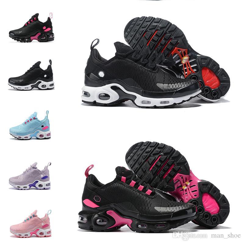 buy popular 9c756 0692c Scarpe Da Pallavolo Womens Running Sneakers Chaussures Tn Plus Le Donne Di  Pallacanestro Di Lusso Espadrillas Tn Scarpe Sportive All aperto Scarpe Da  ...