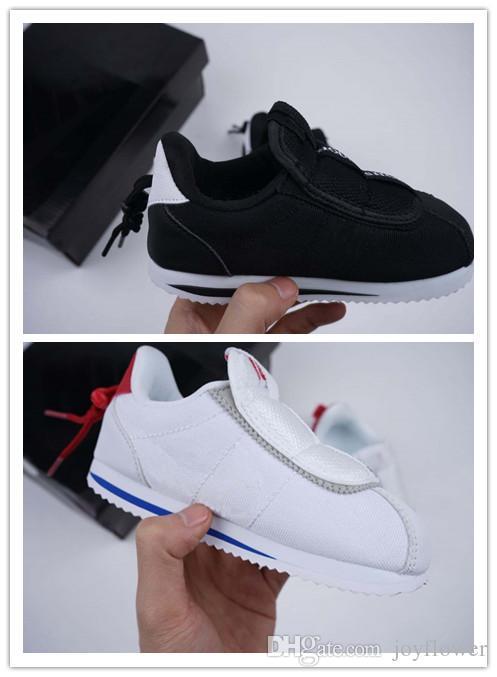 the best attitude 0e0d7 06a5c Acheter Nike Cortez 2019 Hot Sale Brand Sneakers Enfants Sport Chaussures  De Course Chaussures De Course Pour Enfants Garçons Baskets Filles  Chaussures De ...
