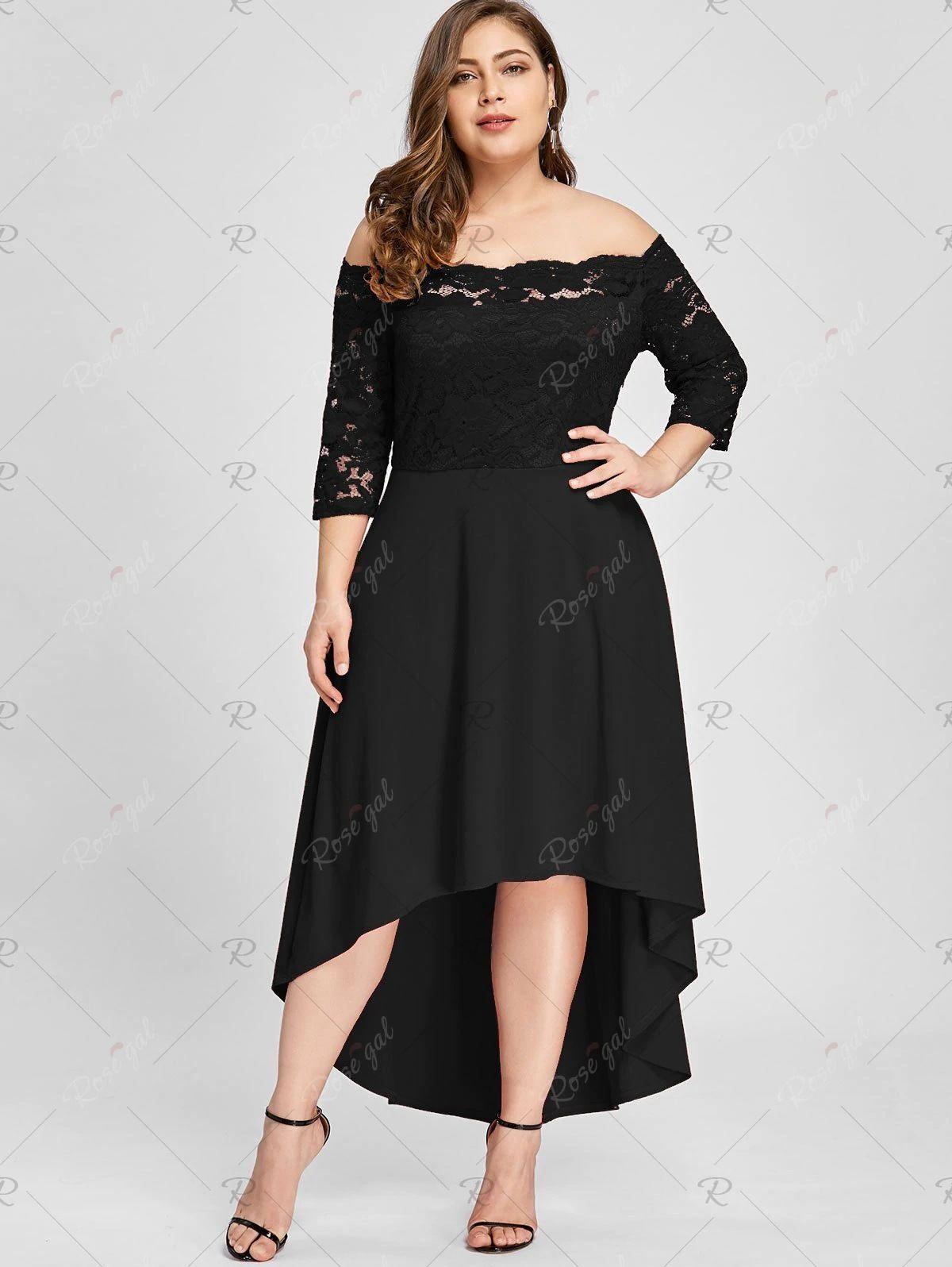 50a418bd07 2019 Long Sleeves Prom Lace A Line Homecoming Dresses Tulle Applique Short  Prom Cocktail Party Dresses Plus Size Vestidos De Festa Best Prom Dresses  2015 ...