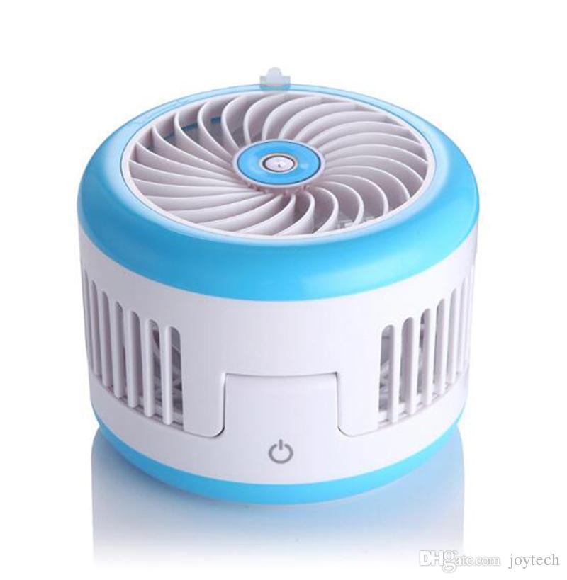 Yeni Mini taşınabilir su Mist Sprey Nemlendirme usb Fan Hava taze Nemlendirici Soğutucu hayranları için seyahat ev ofis kullanımı için