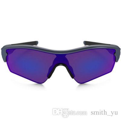 42fc5e5f8b Fashion Bicycle Sunglasses Men Rader Sun Glasses Bike Half Frame Cycling  Brand Designer Male UV400 Sport Eyewear With Case Sale Retro Sunglasses  Baseball ...