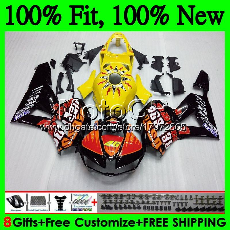 Injection For HONDA CBR600RR F5 13 14 15 16 17 62GP7 Repsol Hot CBR 600RR 600 RR F5 CBR600 RR 2013 2014 2015 2016 2017 Fairing Bodywork
