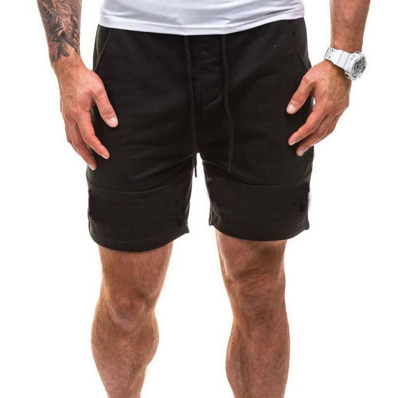f6a52fca0a 2019 Shorts Men Cool Shorts Summer Casual Men Short Pants Street Fashion  Brand Comfortable Solid Cargo 2018 From Redbud03, $25.39 | DHgate.Com
