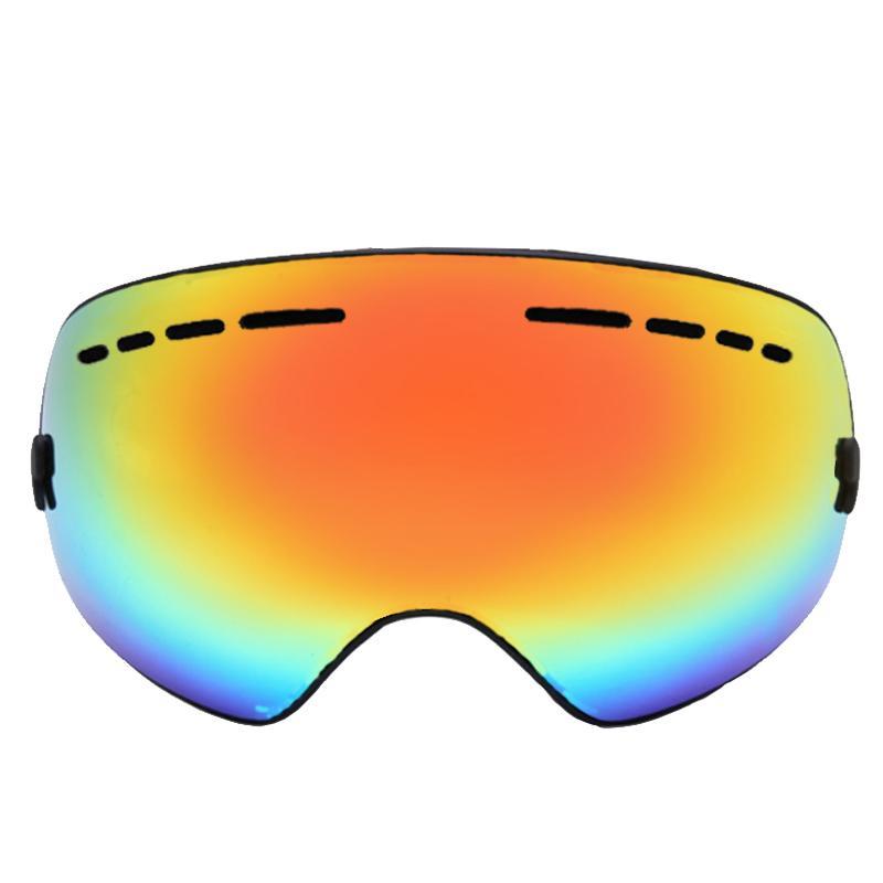8f69cf5f0cf 2019 VANREE Brand Ski Goggles Double Lens UV400 Anti Fog Skiing Eyewear  Children Snow Glasses Kids Skiing Snowboard Goggles XHYJ031 From Ixiayu