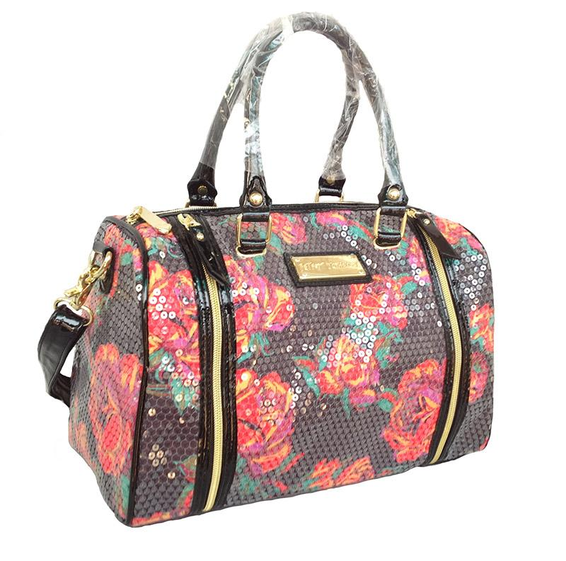 Women Bag TOTE flower messenger bags Rose Garden Large Satchel women handbags dollar price bolsa feminina shopping bag