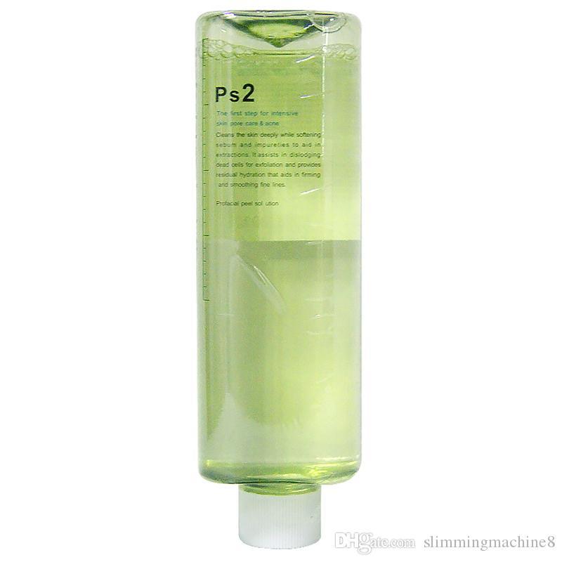 Venta al por mayor nueva máquina de dermoabrasión solución de agua para el tratamiento facial de pelado de agua belleza spa líquido cuidado de la piel envío gratis