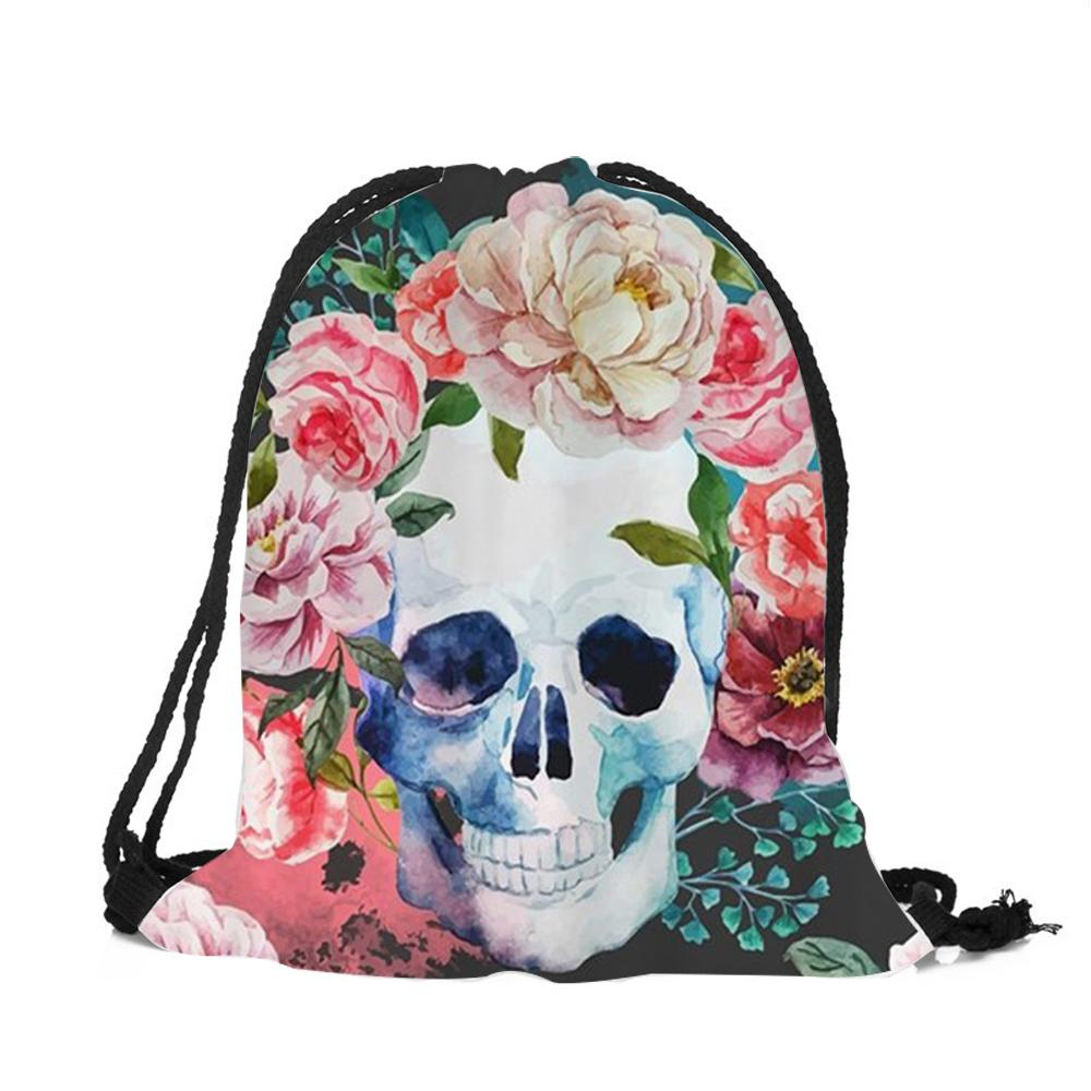 8236c0270262 ... Bag Creative Pattern Sac A Dos Unisexe Women Men Travel Sports High  Quality Polyester Shoulder Bag Laptop Backpack Backpacks For Girls From  Fishmen02