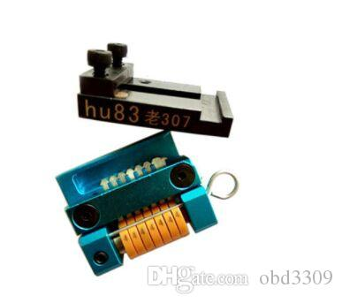 HU83 Manual Key Cutting Machine Support All Key Lost for Peugeot 307 Old Models Key Maker